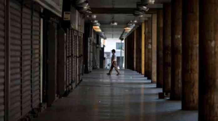 comercios cerrados Venezuela forajidos