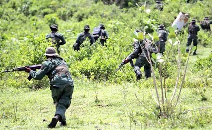 enfrentamientos narcotráfico