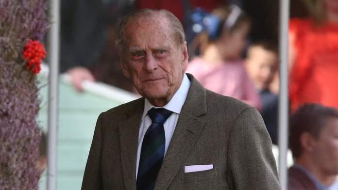 Príncipe Felipe funeral