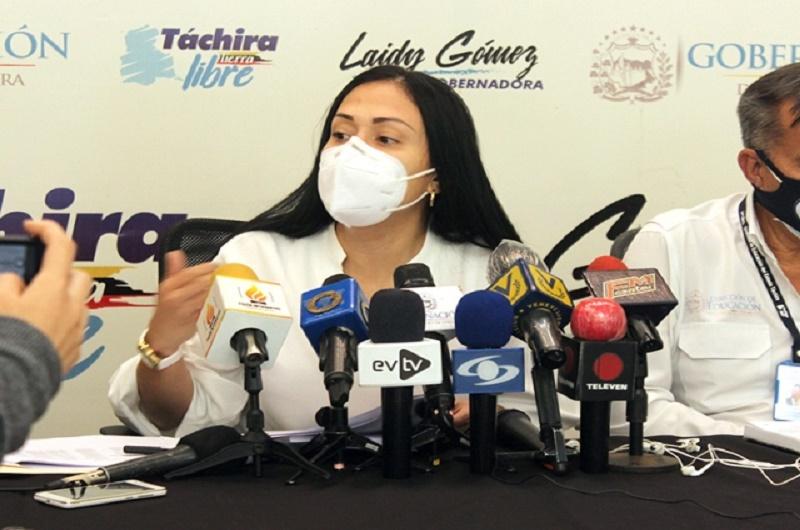 Laidy Gómez candidata