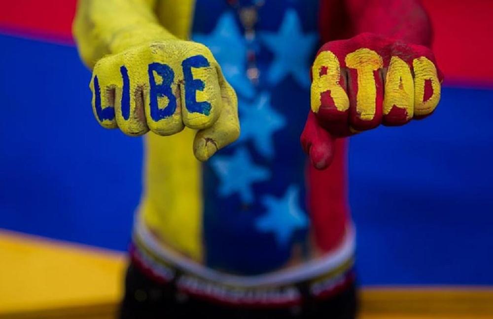 libertad Venezuela