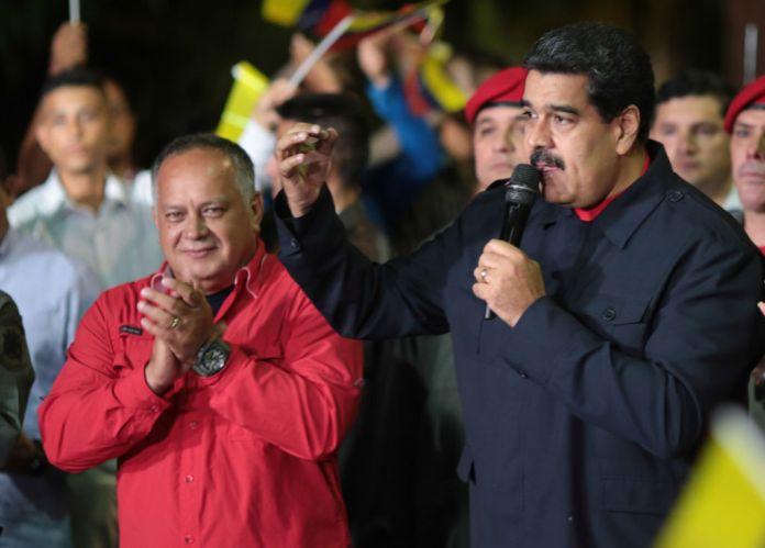 Maduro frontera