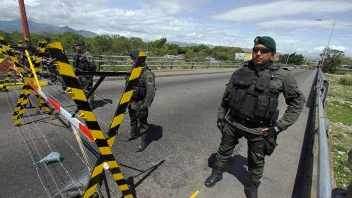frontera militares