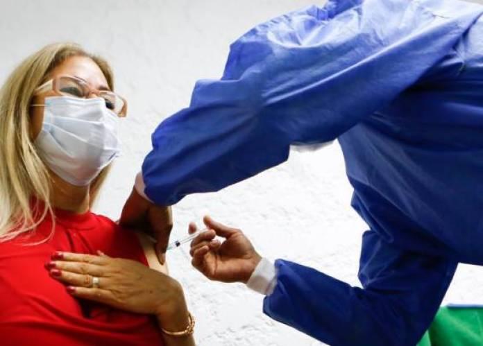 vacuna contagios Maduro