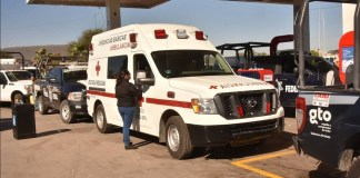 ambulancias combustible