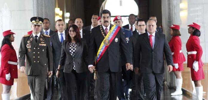 Maduro particiáción