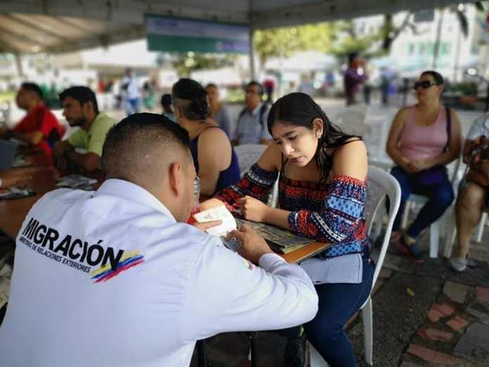 migración Colombia Estatuto