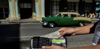 Cuba dólar euro