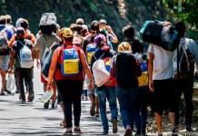 migrantes Colombia