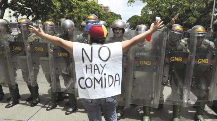 El candelero Venezuela