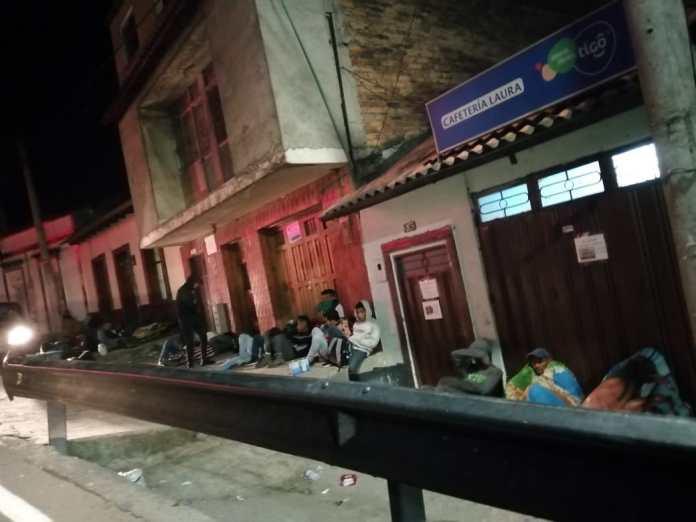 Situación de refugios en Cúcuta