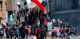 Rtve | Las protestas se intensifican al ser lideradas por movimientos sociales y grupos sindicales.