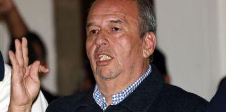 ministro de Gobierno, Arturo Murillo,