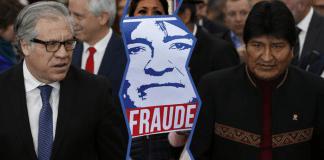 La Organización de los Estados Americanos pide nuevas elecciones en Bolivia