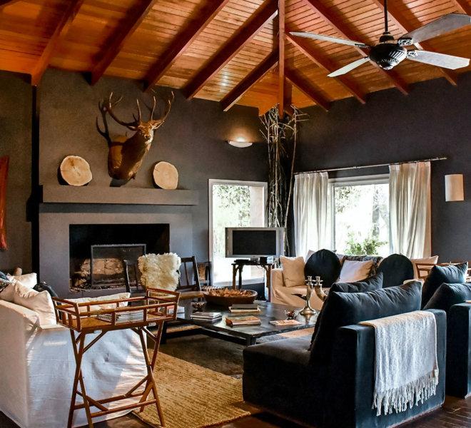 new luxury lodge hunting