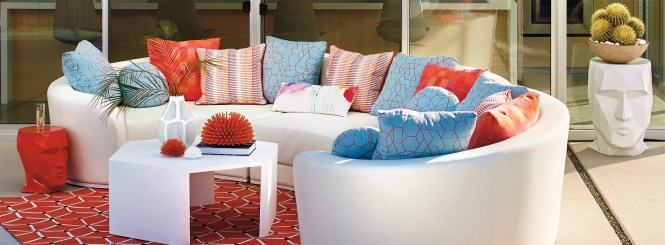 Amazing Fl Patio Cushions For Outdoor Ideas