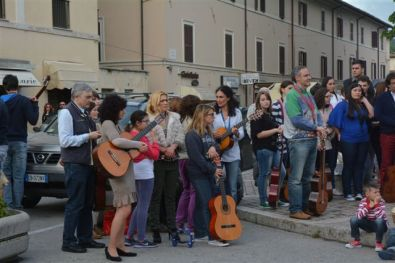 Piazza Cavour - Missione nelle piazze