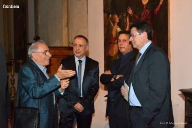 Convegno La famiglia nucleo da preservare foto Massimo Renzi 02