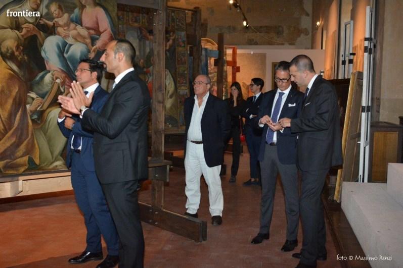 Convegno La famiglia nucleo da preservare foto Massimo Renzi 20