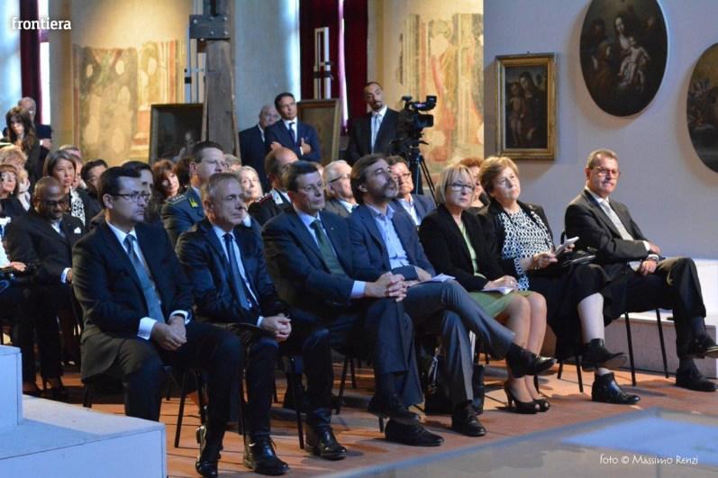 Convegno La famiglia nucleo da preservare foto Massimo Renzi 34