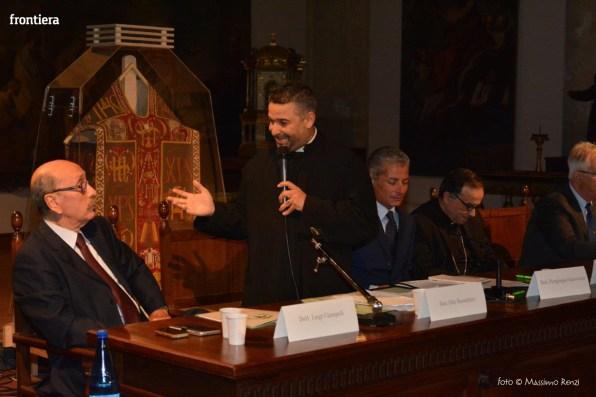 Convegno La famiglia nucleo da preservare foto Massimo Renzi 44