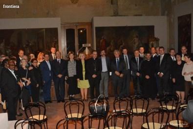 Convegno La famiglia nucleo da preservare foto Massimo Renzi 58