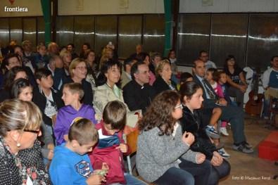 Mons Domenico Pompili a San Michele Arcangelo (Recita) 29 settembe 2015 foto Massimo Renzi 14