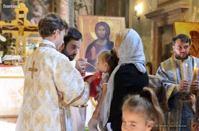 messa in onore del Santo Patrone della chiessa ortodossa Rieti-14