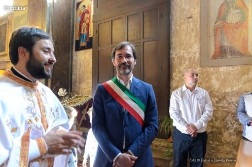 messa in onore del Santo Patrone della chiessa ortodossa Rieti-19