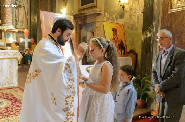 messa in onore del Santo Patrone della chiessa ortodossa Rieti-20
