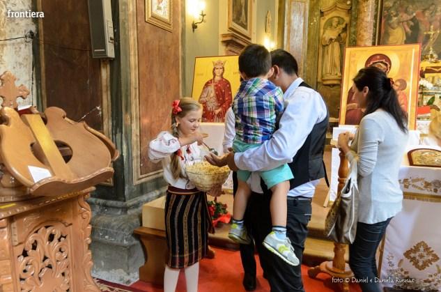 messa in onore del Santo Patrone della chiessa ortodossa Rieti-21