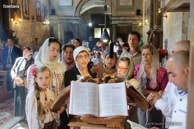messa in onore del Santo Patrone della chiessa ortodossa Rieti-26