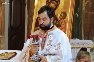 messa in onore del Santo Patrone della chiessa ortodossa Rieti-28