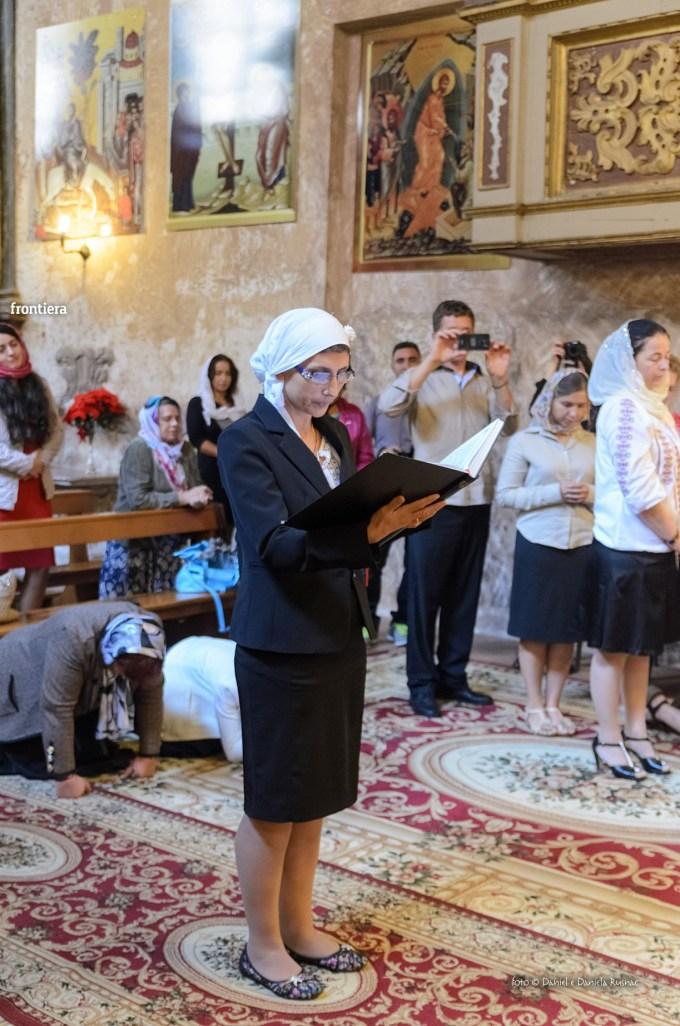 messa in onore del Santo Patrone della chiessa ortodossa Rieti-7