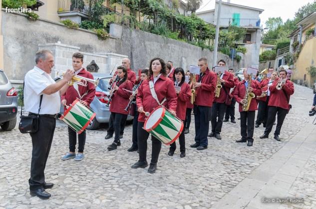 sfilata banda Santa Rufina-12