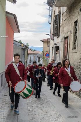 sfilata banda Santa Rufina-9