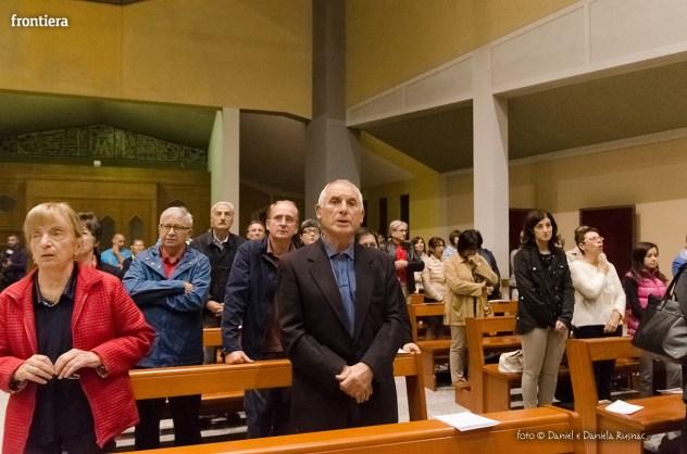Incontro del Vescovo Domenico Pompili con i volontari della Diocesi foto Daniel e Daniela Rusnac 02