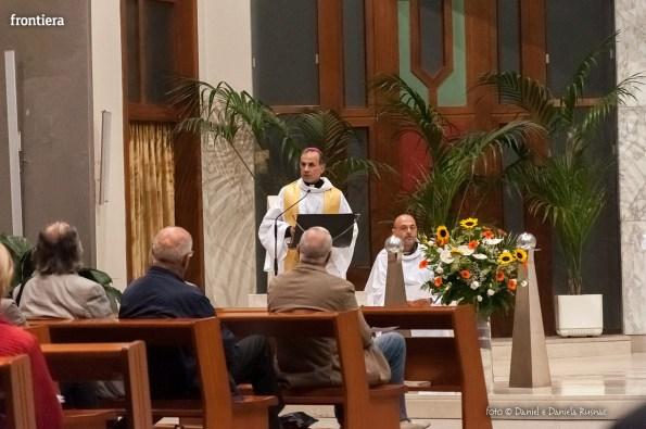 Incontro del Vescovo Domenico Pompili con i volontari della Diocesi foto Daniel e Daniela Rusnac 10