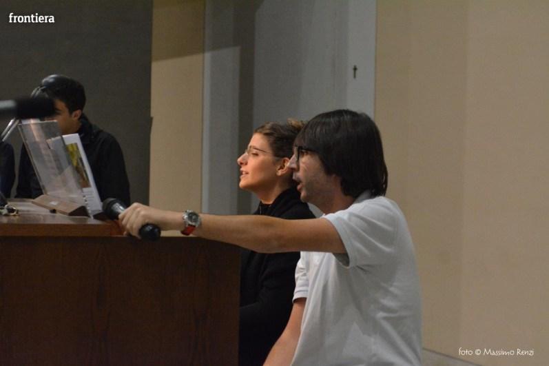 Incontro del Vescovo Domenico Pompili con i volontari della Diocesi foto Massimo Renzi 10