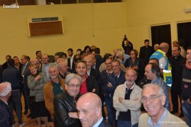 Incontro del Vescovo Domenico Pompili con i volontari della Diocesi foto Massimo Renzi 22