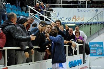 NPC vs Briosa Barcellona 29 novembre 2015 foto Massimo Renzi 36