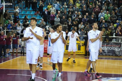 NPC vs Briosa Barcellona 29 novembre 2015 foto Massimo Renzi 37