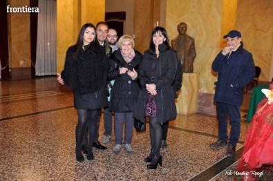 E viracconto napoli spettacolo beneficenza Alcli Giorgio e Silvia foto Massimo Renzi 02
