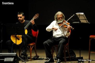 E viracconto napoli spettacolo beneficenza Alcli Giorgio e Silvia foto Massimo Renzi 08
