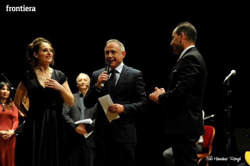 E viracconto napoli spettacolo beneficenza Alcli Giorgio e Silvia foto Massimo Renzi 45