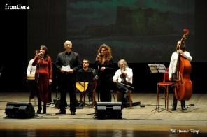 E viracconto napoli spettacolo beneficenza Alcli Giorgio e Silvia foto Massimo Renzi 52