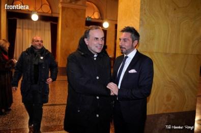 Pastor Ron teatro Flavio Vespasiano foto Massimo Renzi 02
