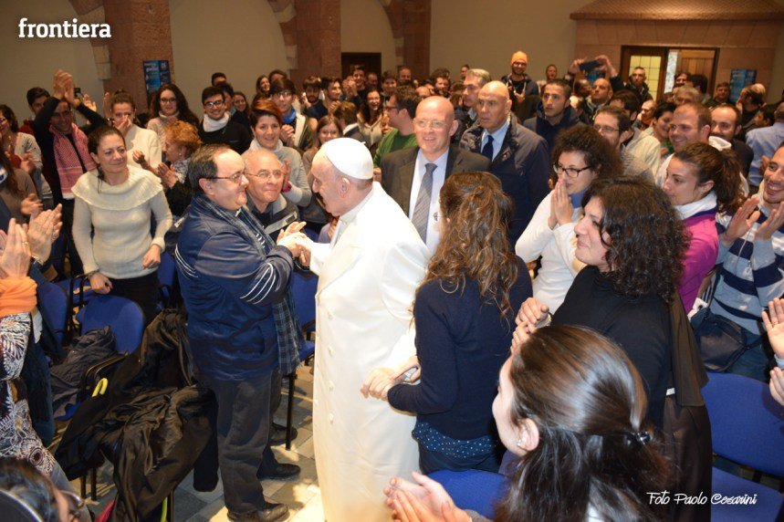 Papa-Francesco-a-Greccio-(4-gennaio-2015)-foto-Paolo-Cesarini-02