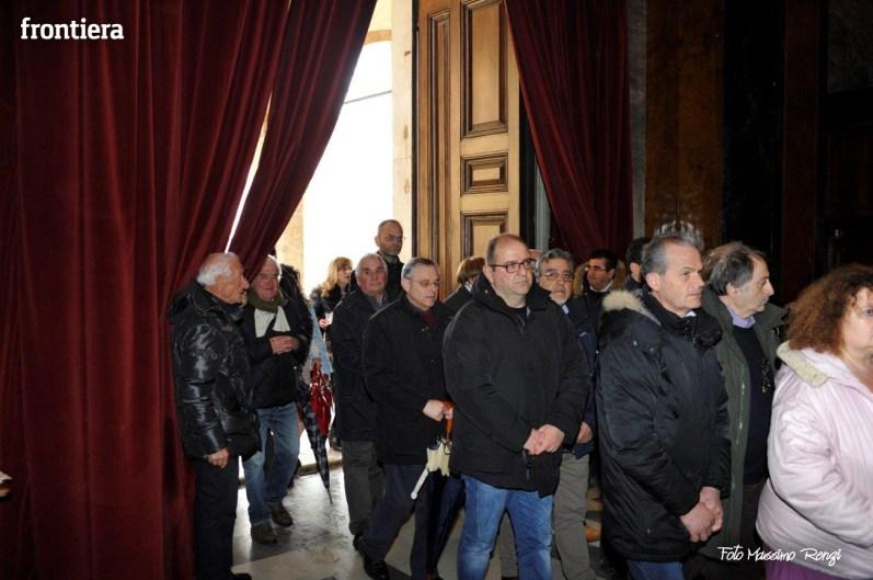 Giubileo delle Confraternite Cattedrale 14 febbraio 2016 foto Massimo Renzi 12