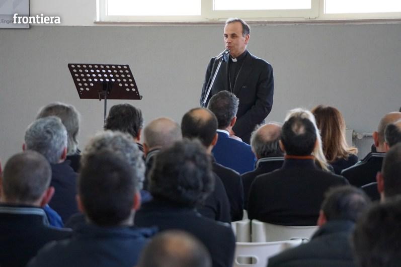 Visita del Vescovo Domenico in Lombardini 17 marzo 2016 foto Fabrizi 04